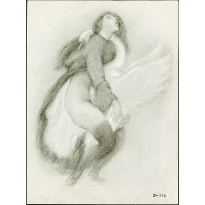 Richard Guino (1890-1973)  -  Dessin
