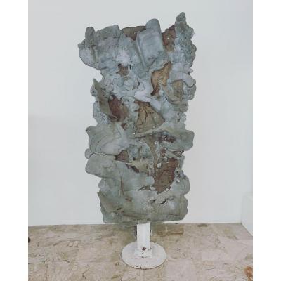 Large Sculpture By Claude Viseux