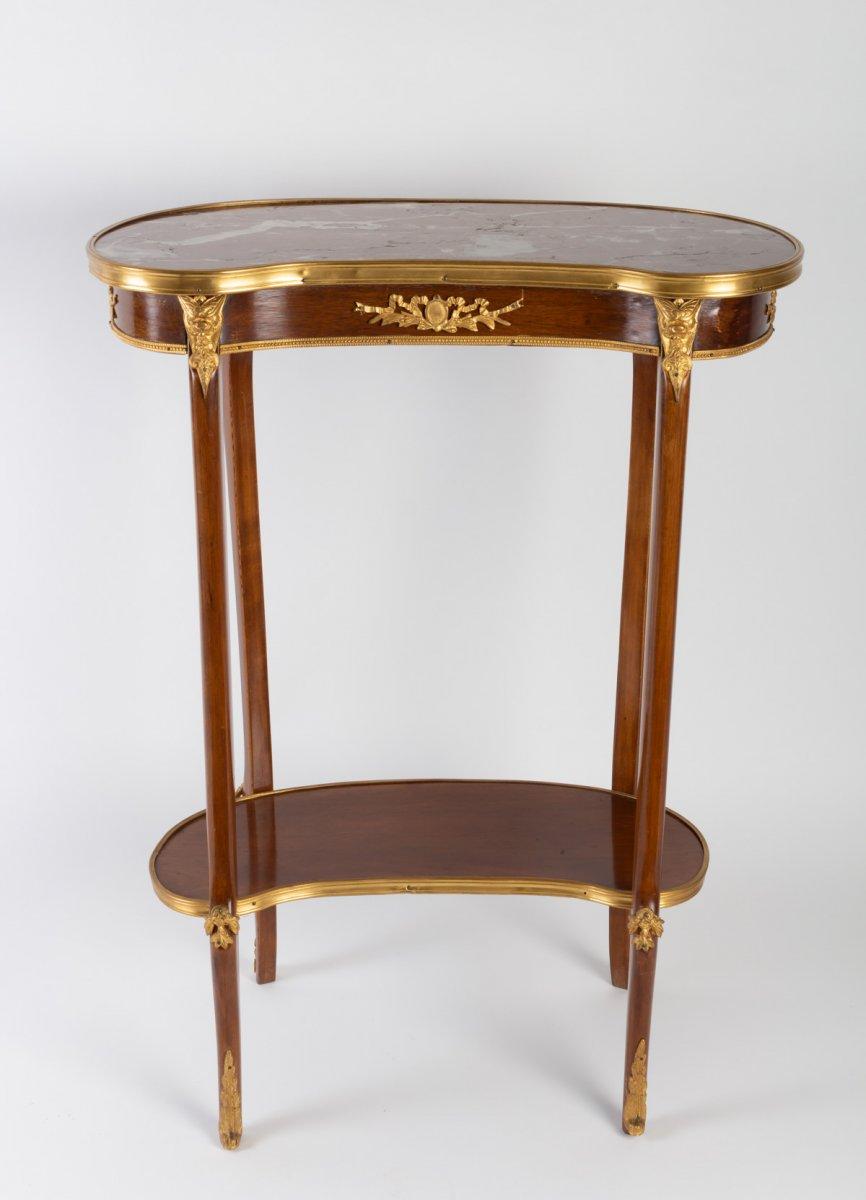 Table De Salon Rognon Fin 19em