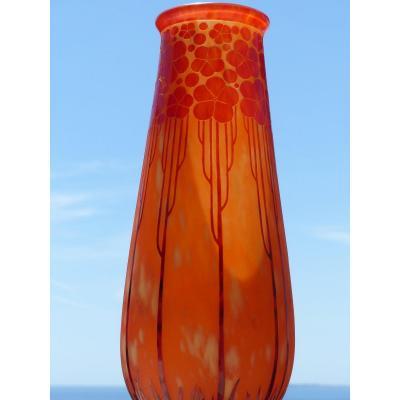 Vase Le Verre Français Cardamine