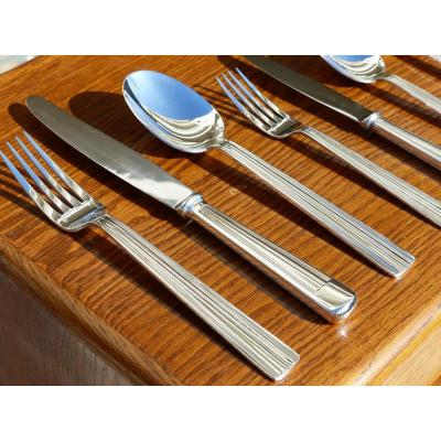 Cutlery Ondulation Christofle Fjerdingstad