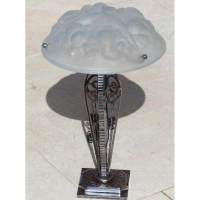 Lampe Art Déco Muller