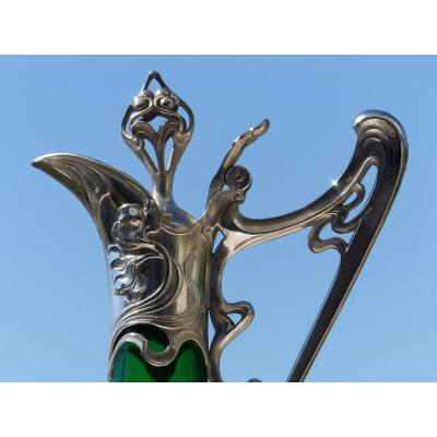 Grande Aiguière W.m.f. Art Nouveau