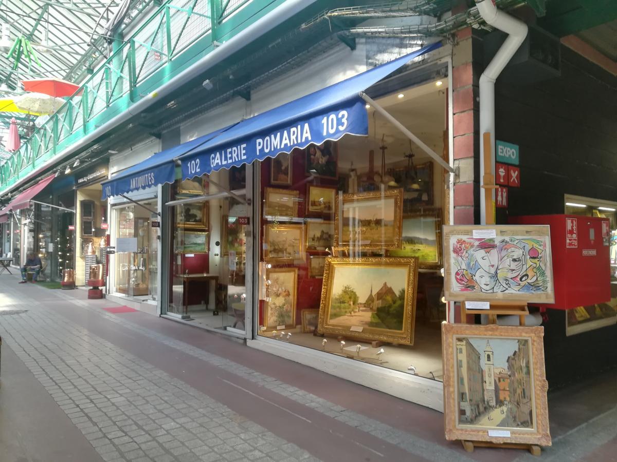 Galerie POMARIA