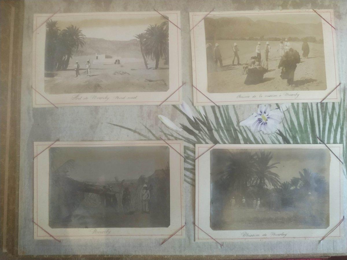 Album Photo 1ere guerre au moyen Orient. -photo-2