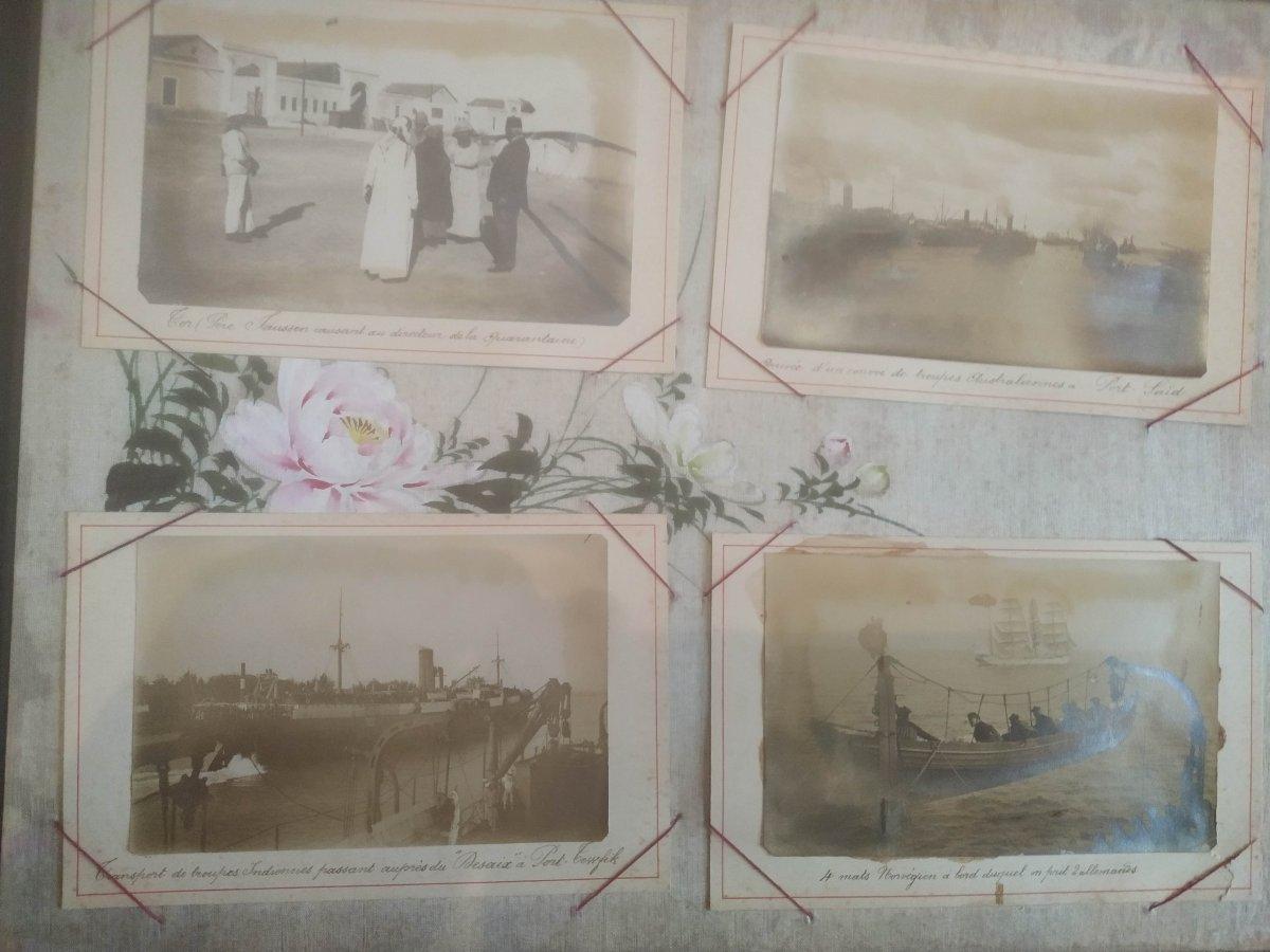 Album Photo 1ere guerre au moyen Orient. -photo-3