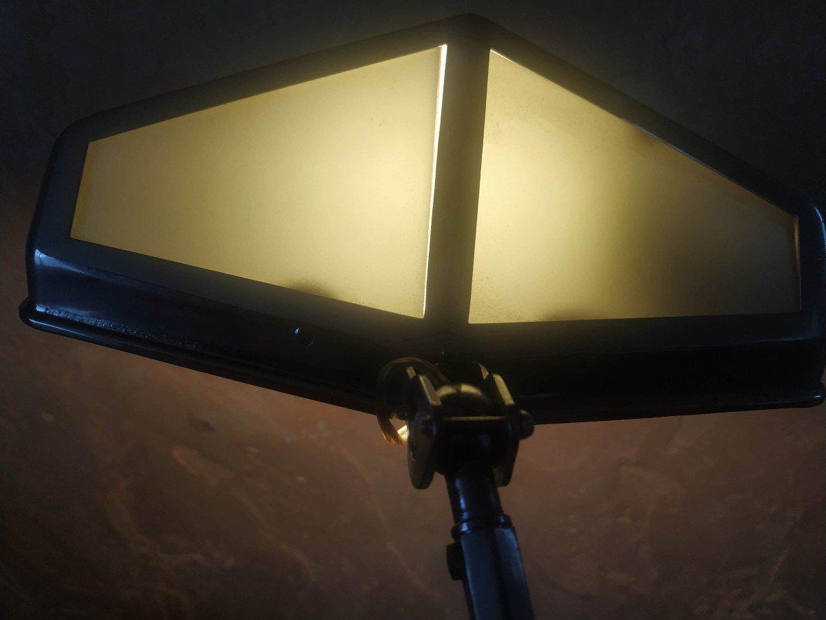 Lampe Pirouette vers 1920-photo-1