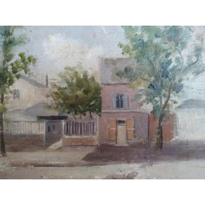 Paul Marie Lapierre- Renouard . Dernière demeure du duc d'Orléans