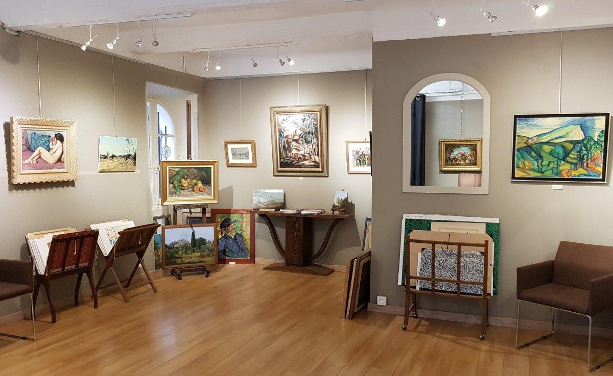 Galerie Portalis Aix