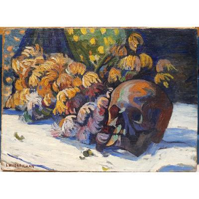 Louis Mathieu Verdilhan (1875-1928) Vanité c.1905