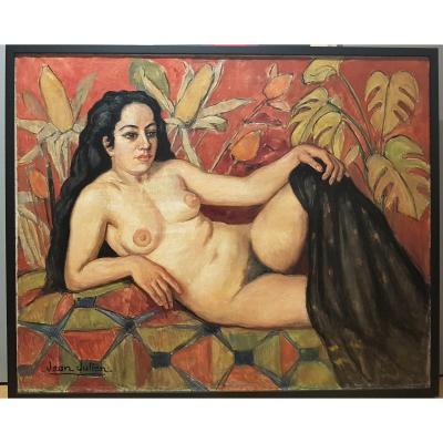 Jean Julien (188-1974) La belle Anita