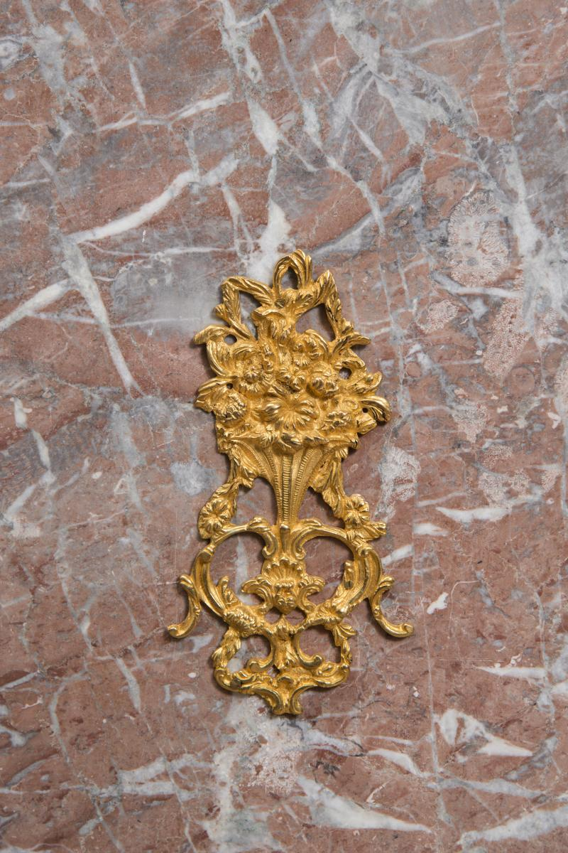 Red Marble Sheaths Of Decoration-photo-4