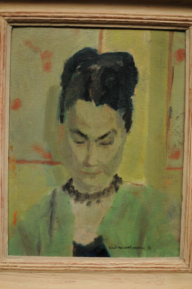 Portrait Par Paul Philibert-charrin