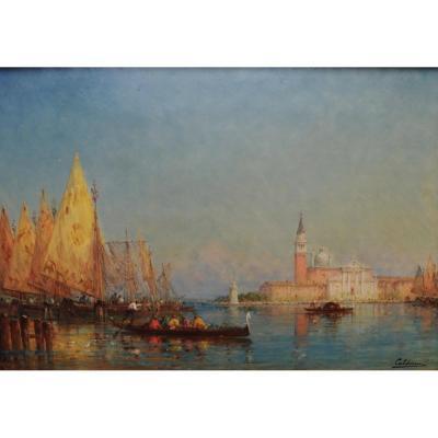 Calderon, Vue De Venise