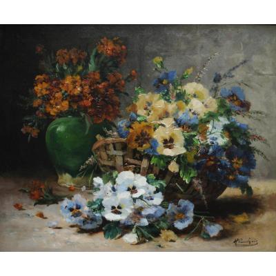 Cauchois - fleurs