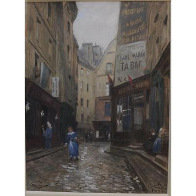 Victor Gilbert<br />