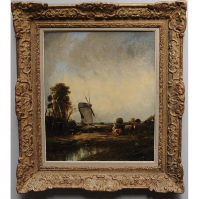 Victor Dupr&eacute;<br />