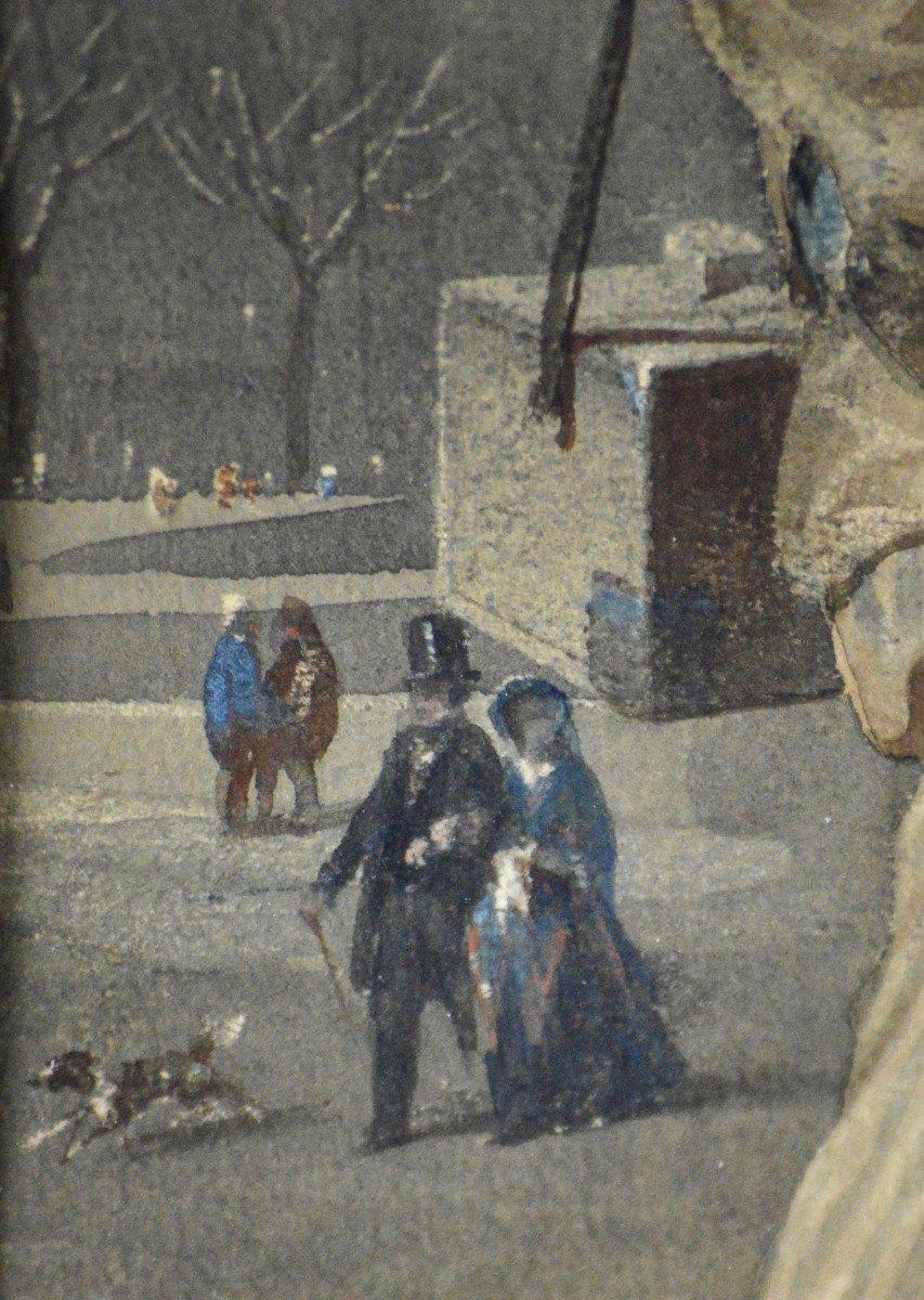 """Victor Camoin 1824-1856. """"Les petits décrotteurs.""""-photo-3"""