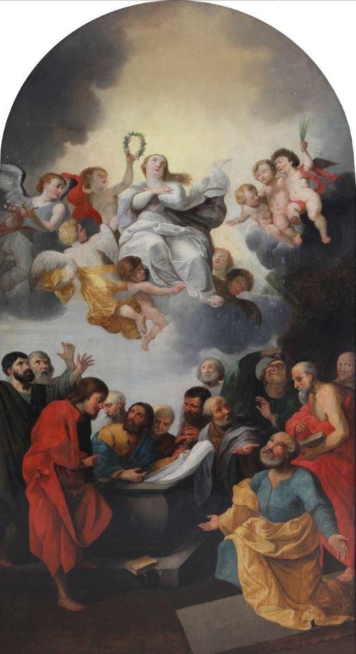 L'assomption De La Vierge 17ème