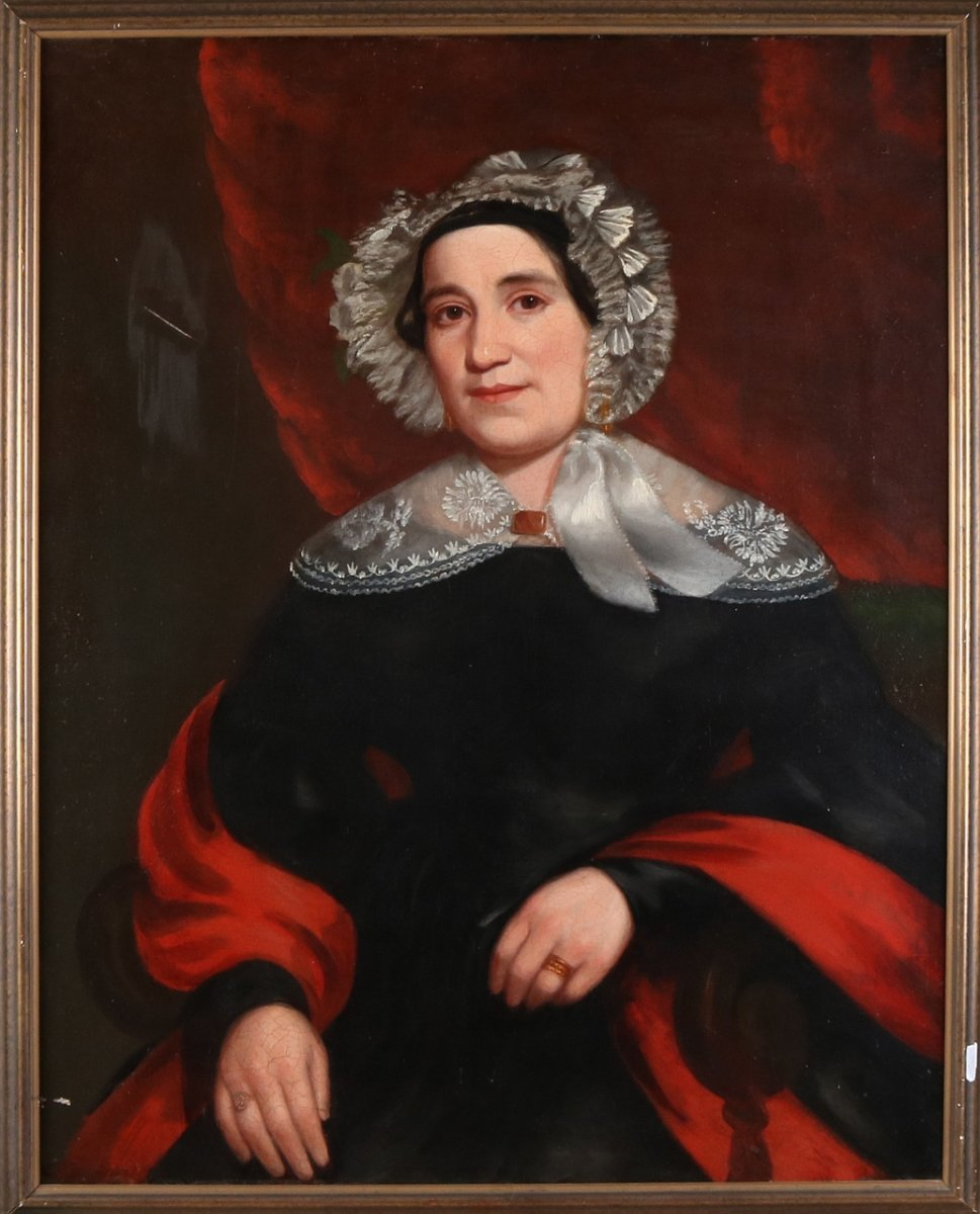 Portrait Of A Lady 19th