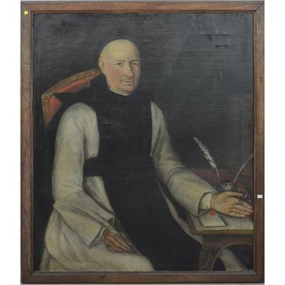 Portrait Of A Monk