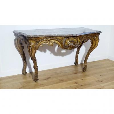 Large Console Louis XV Period