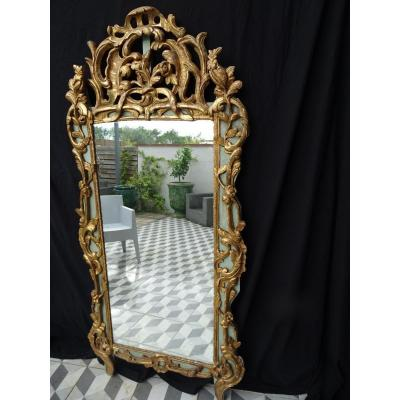 Elegant Mirror D Regency Period