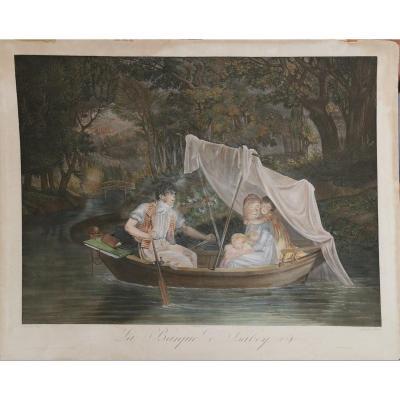 La Barque d'Isabey