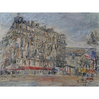 Tableau Par Armand Dalian 1924/2000