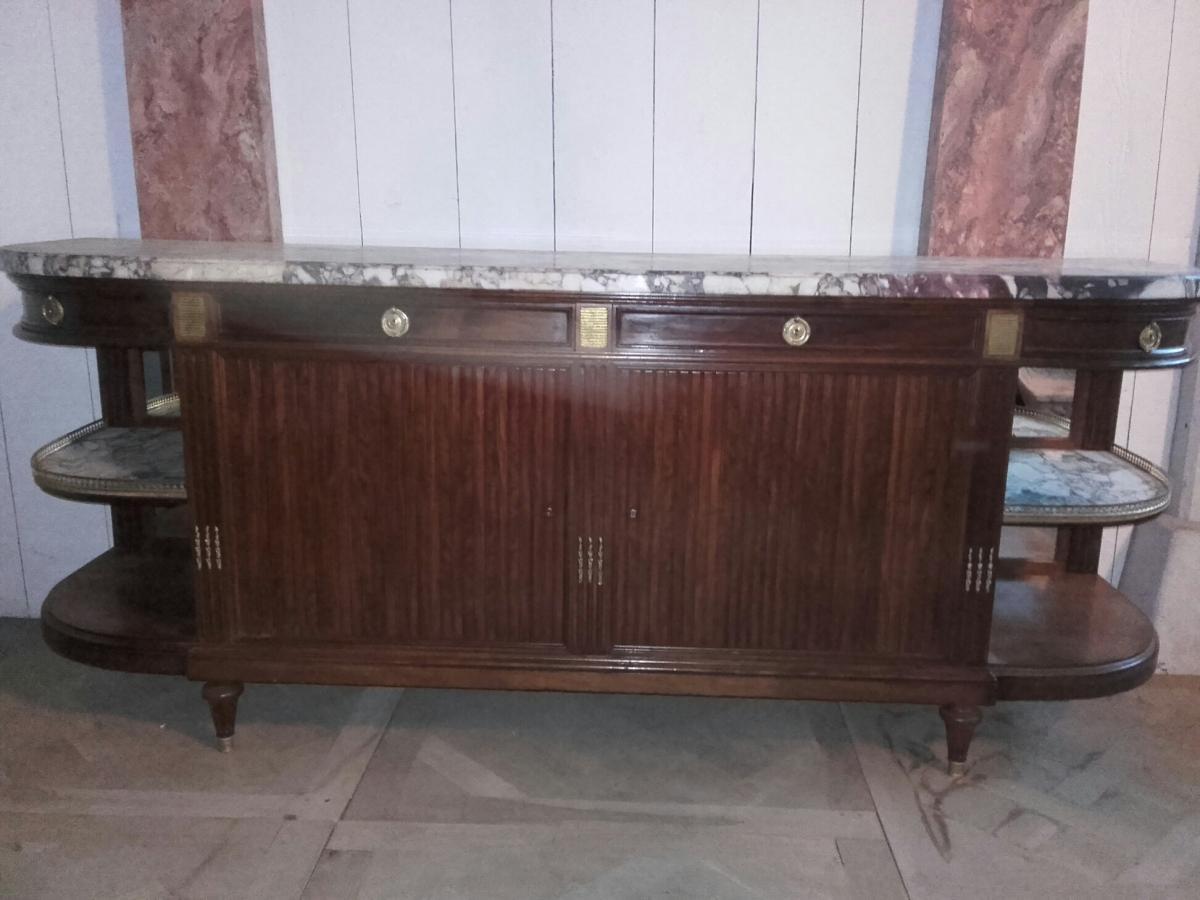 Sideboard Louis XVI Style