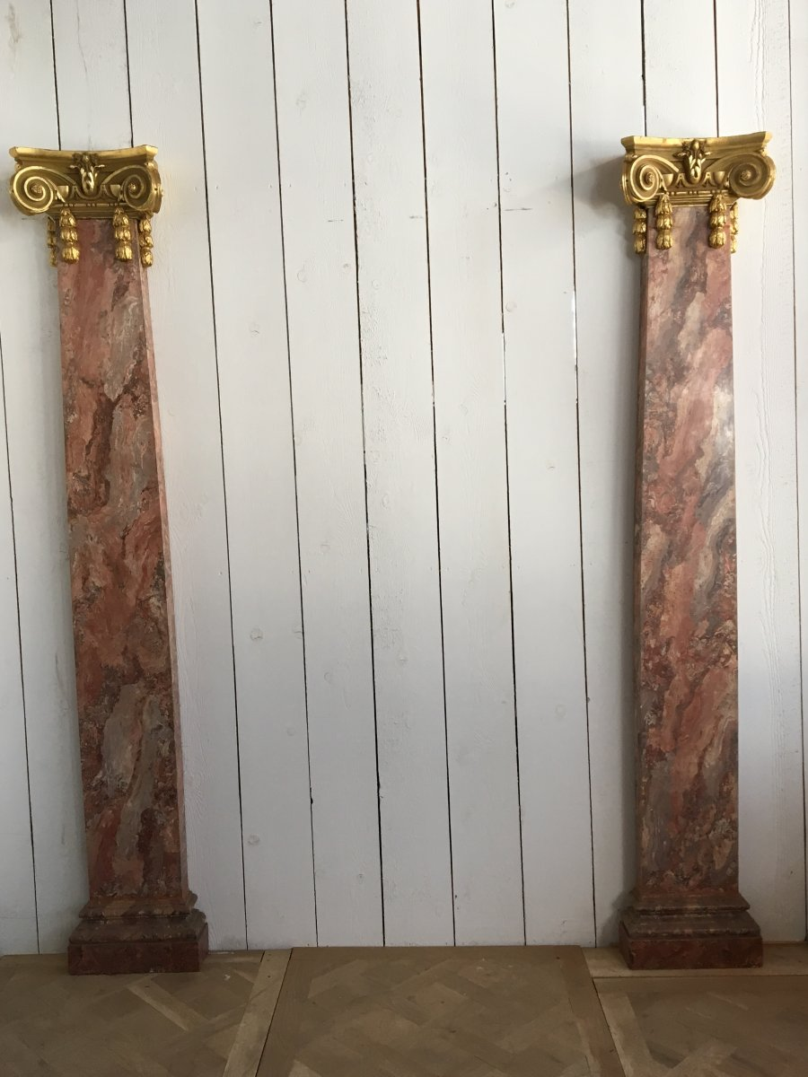Pair Of Pilasters