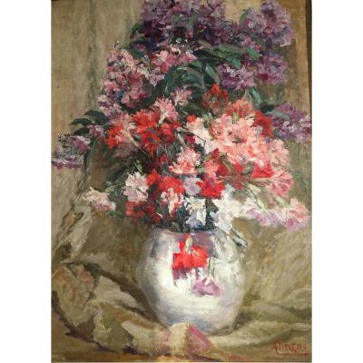 Bouquet De Fleurs - A. Tielens