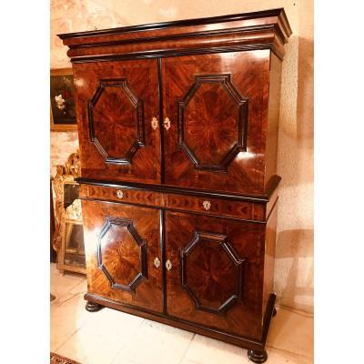 Grenobloise Cabinet - XVIIth