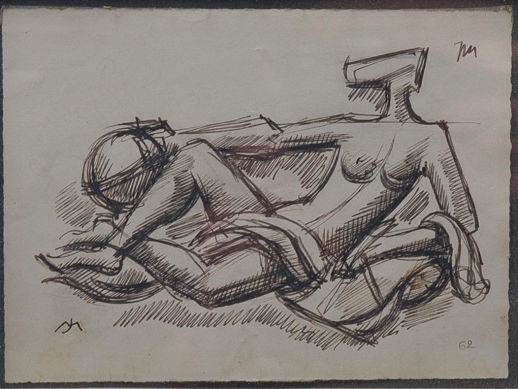 Monin Joseph  1903- 2000  école Toulousaine Sculpture
