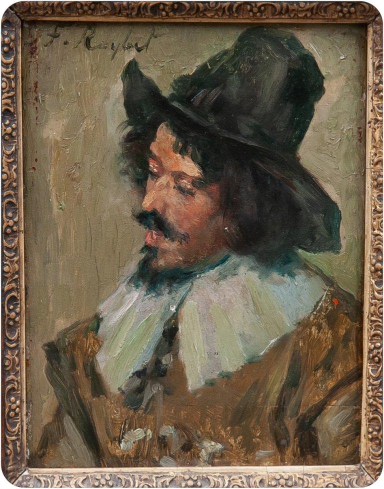 Roybet Ferdinand 1840-1920