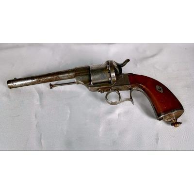 Revolver à Broche XIXème Siècle
