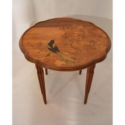 Emile Galle Table