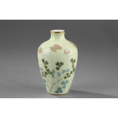 Sevres Vase Période Art Nouveau circa 1908