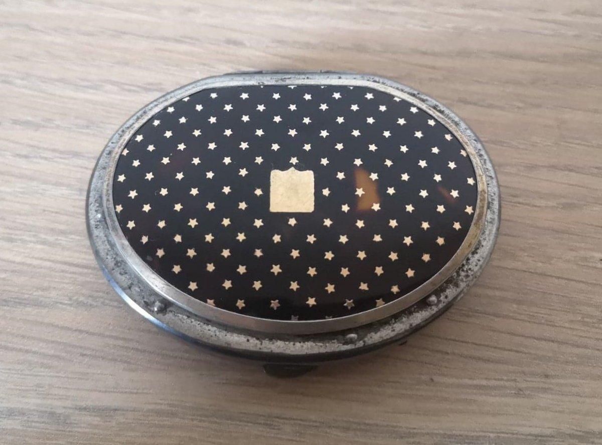 Porte-monnaie - Ecaille et or- Trieffus & Ettlinger- Fin XIX E S.