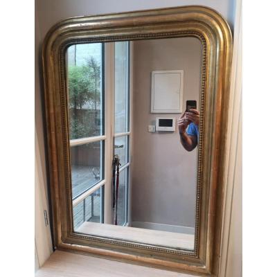 Mirror- Louis- Philippe- Gildwood- XIX C.