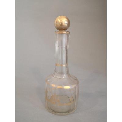 Liqueur Decanter-glass-eighteenth