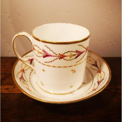 Tasse - Porcelaine - Fin XVIIIe.
