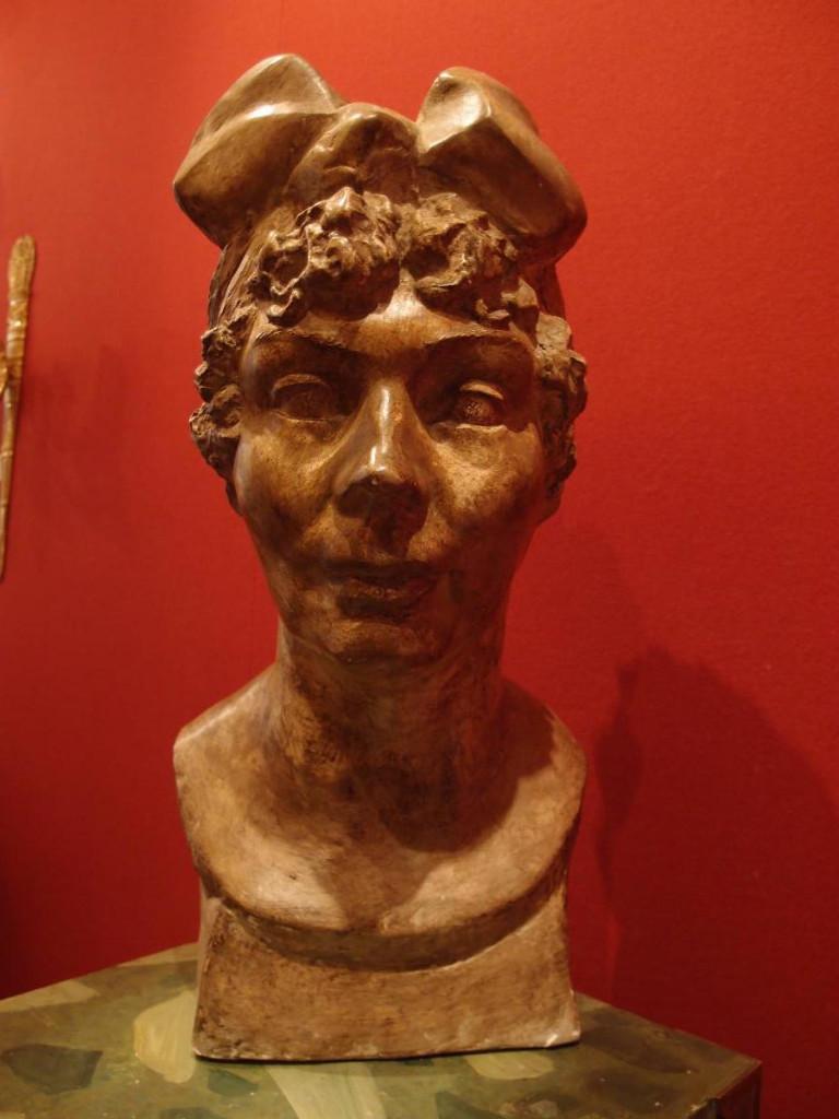 Buste Par Luzanowsky
