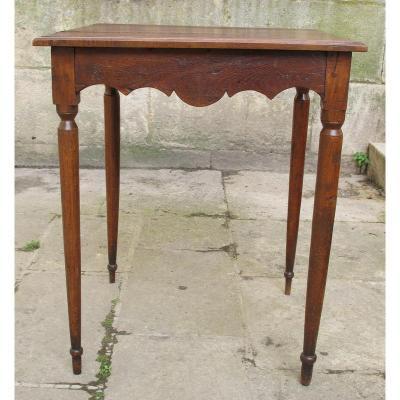 Petite Table à Jeux, Vers 1800