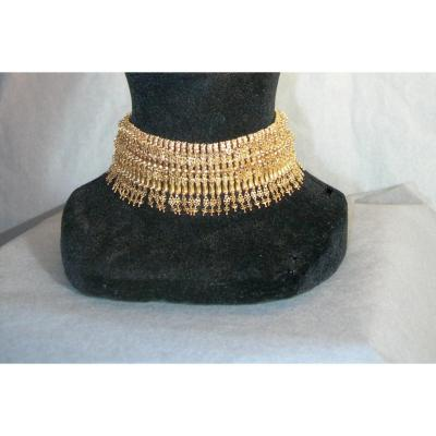 Old Gold Necklace
