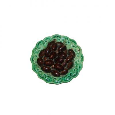 Mafra, Portugal, Plat Trompe-l'œil Aux Olives, XIXe Siècle