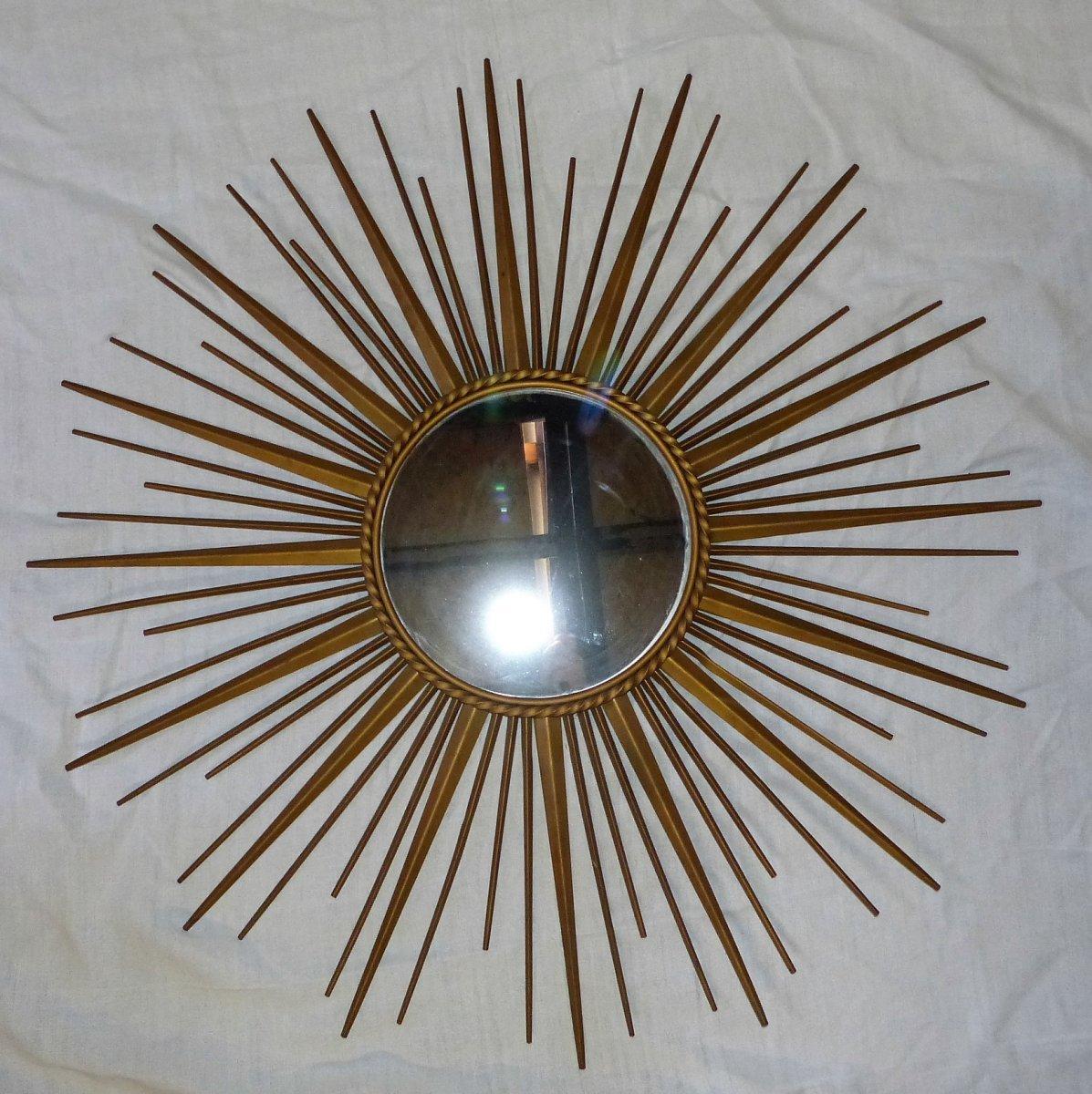 Chaty Vallauris Grand Miroir Soleil 96 cm