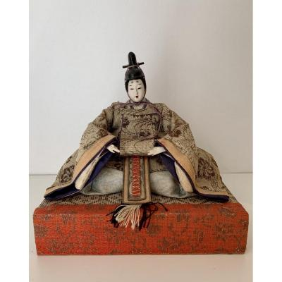 Otonosama Doll, Japan, Early 20th Century