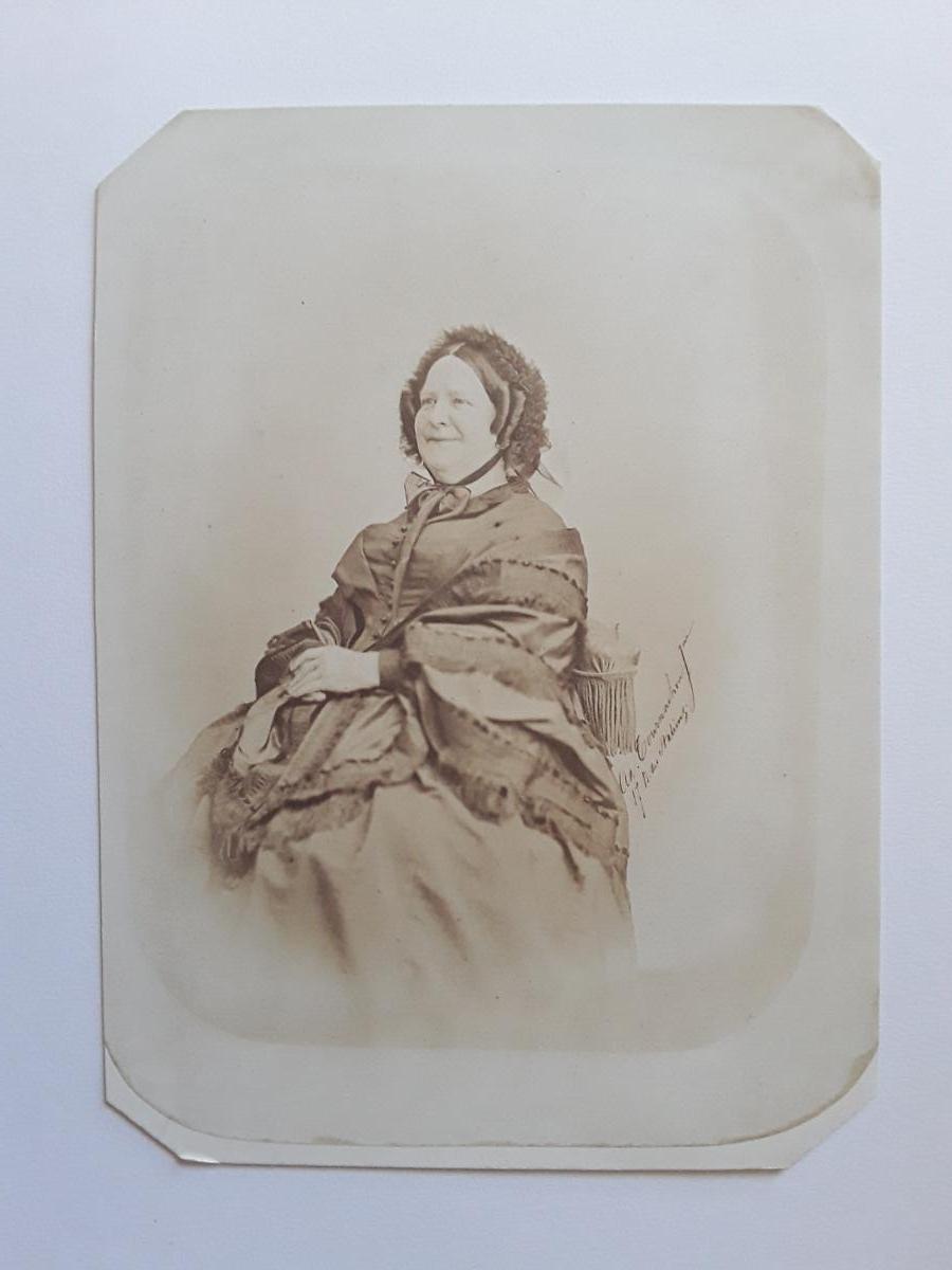 Photographie d'Adrien Tournachon, Dit Nadar Jeune, 1858-1862