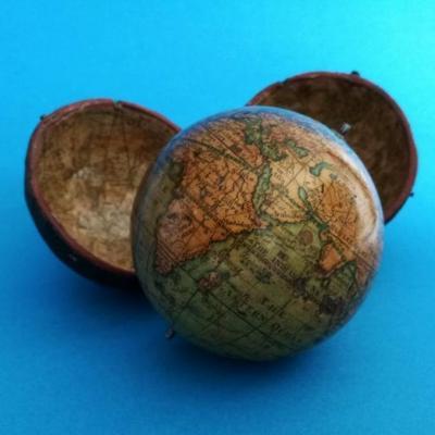 Globe Of Pocket, Lane, Circa 1820